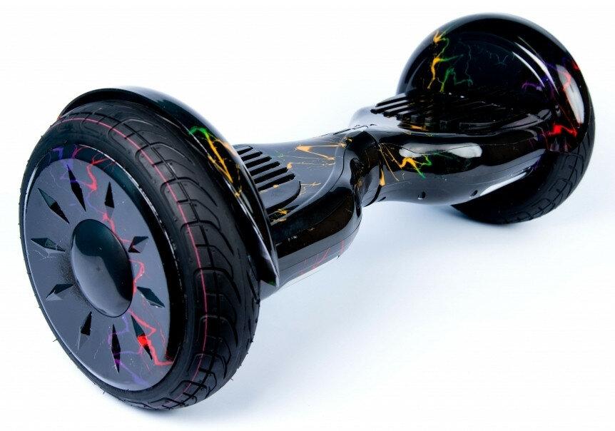 Гироскутер Smart Balance Premium 10.5 APP Цветные молнии