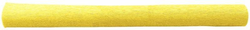 Werola Бумага крепированная цвет светло-желтый 50 х 250 см