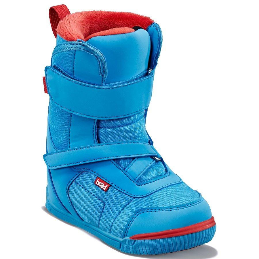 Сноубордические детские ботинки Head Kid Velcro (2019/2020)
