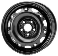 Диск MAGNETTO WHEELS 15007 6x15/5x100 D57.1 ET38 Black - фото 1