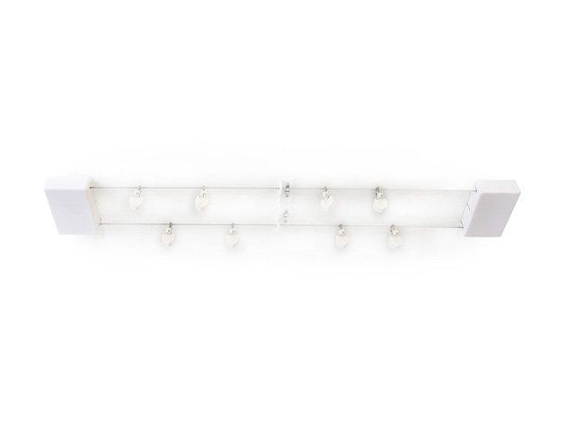 карниз арт-декор струнный потолочный 2-х рядный 350см