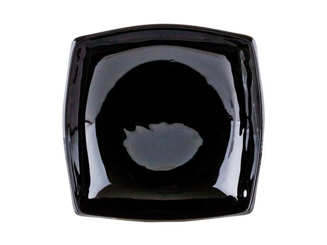 Тарелка Luminarc десертная quadrato noir