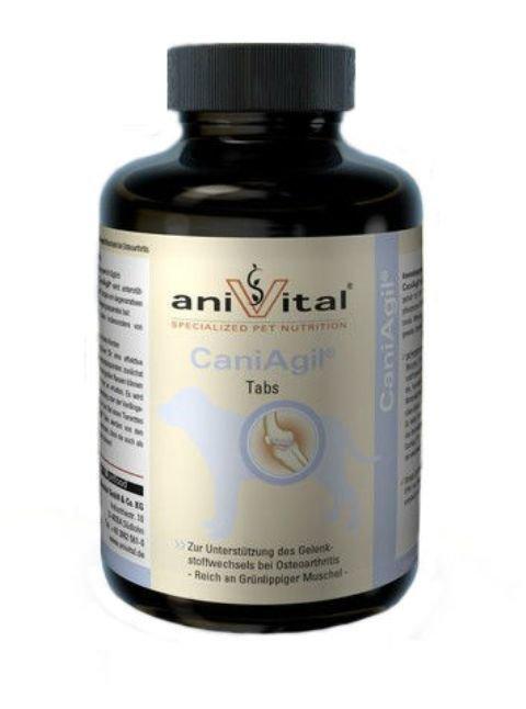 Anivital Caniagil – Анивитал Каниагил витаминно-минеральный комплекс для собак для суставов и связок (60 таблеток)