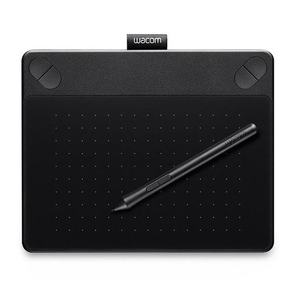 Планшет Wacom Intuos Comic Pen&Touch Small Black (CTH-490CK-N)