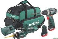 Набор электроинструмента Metabo Combo Set 2.4