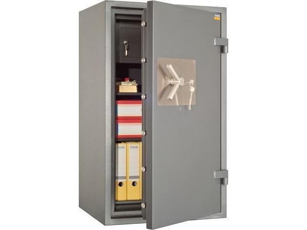 Сейфы для офиса VALBERG огнестойкий и взломостойкий Гарант ЕВРО 120T