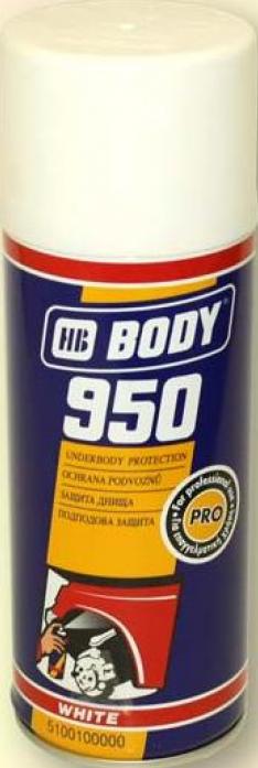 Антикор Body 950 белый спрей (400мл)