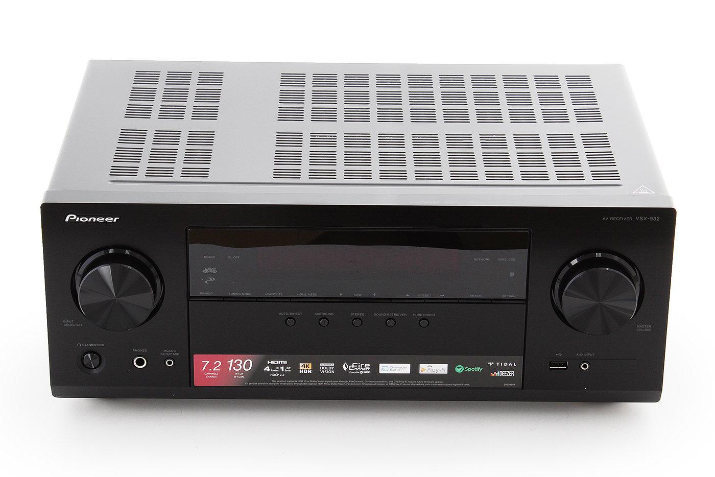 Ресивер Pioneer vsx-932-b