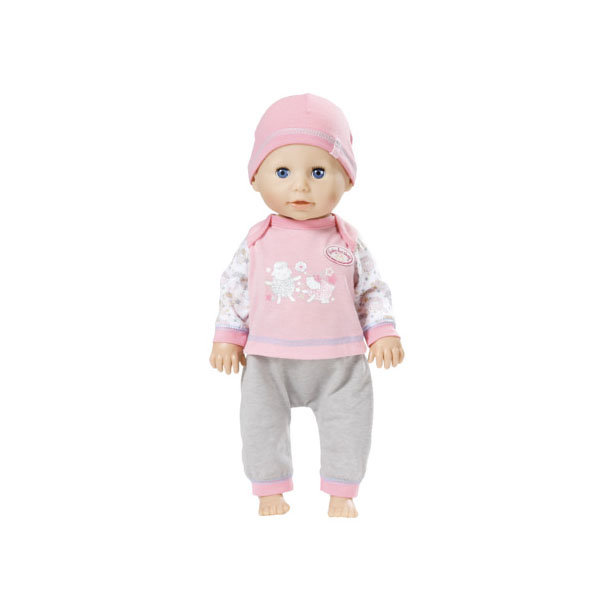 Кукла Zapf Creation Baby Annabell 700-136 Бэби Аннабель Кукла Учимся ходить, 42 см