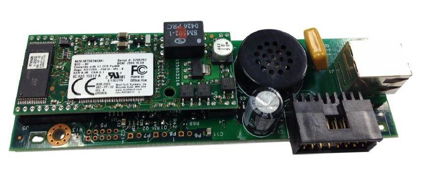 Запасная часть для принтеров HP MFP LaserJet 4345MFP/M4345MFP, Fax/Modem Board (Q3701A)