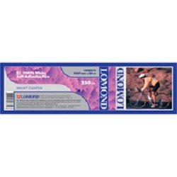 Lomond 1208013 Самоклеящийся винил бумажная подложка , 250 мкм 1067х20 х 50,8