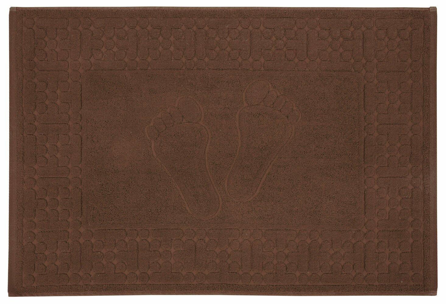 Полотенца Guten Morgen Полотенце Jamaar Цвет: Какао (50х70 см)
