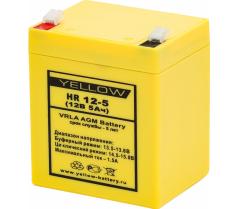Аккумулятор Yellow HR 12-5