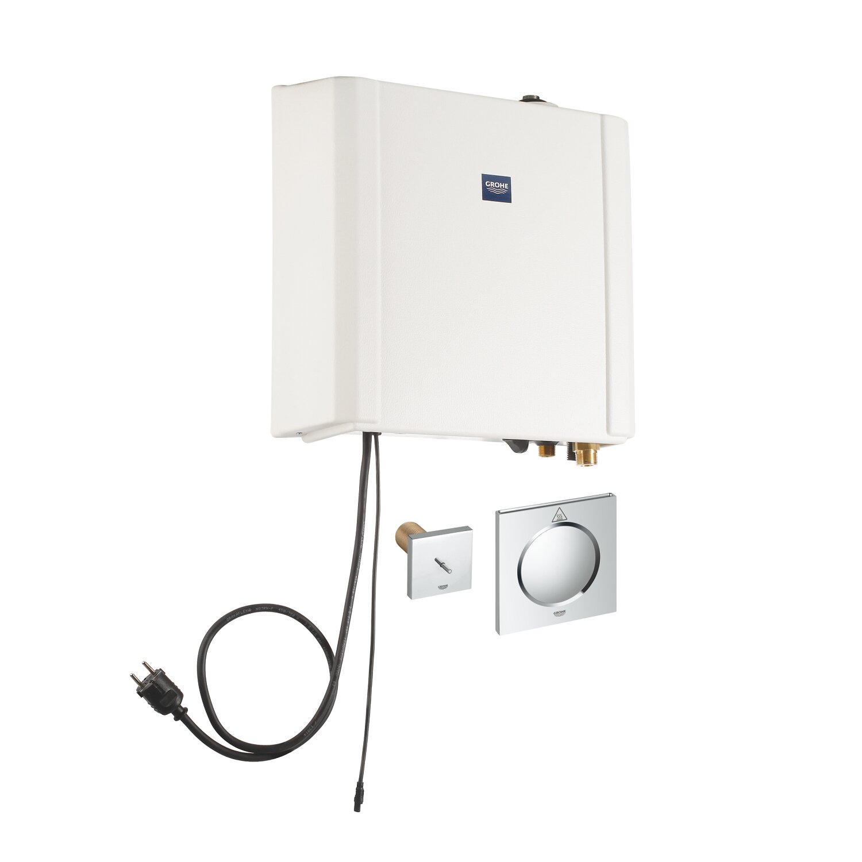 Генератор пара 2,2 кВт GROHE F-digital deluxe для малой паро-душевой кабины (36362000)