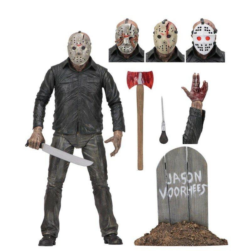 Фигурка Friday the 13th A New Beginning Jason - Пятница 13е Джейсон (20см)