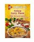 AROY-D Паста карри желтая Aroy-D, 50 г