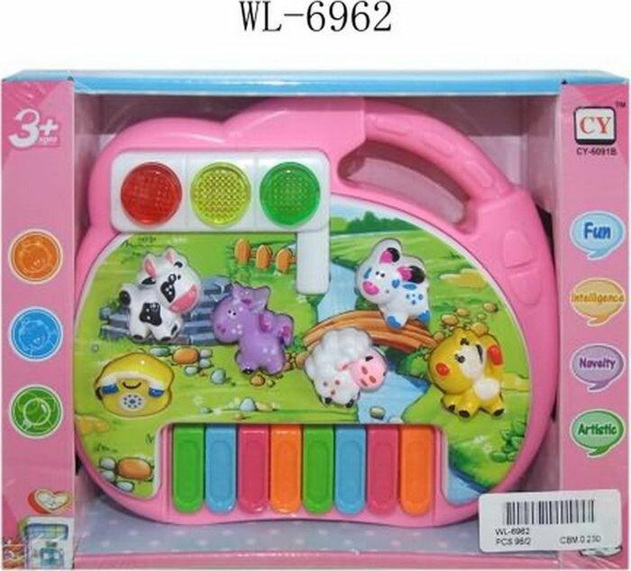 Пианино Junfa toys