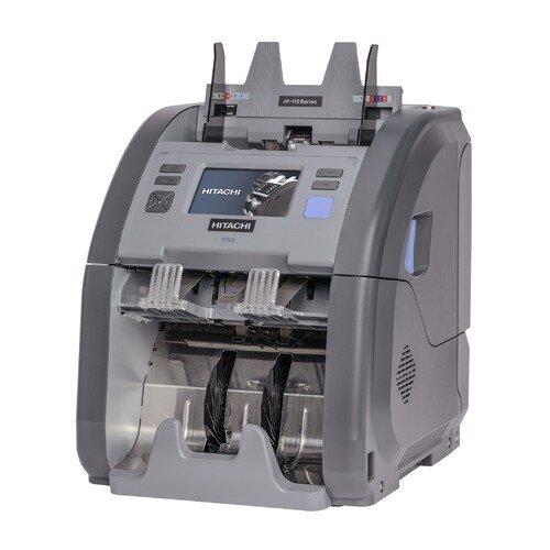 Счетчик банкнот Hitachi iH-110 автоматический мультивалюта