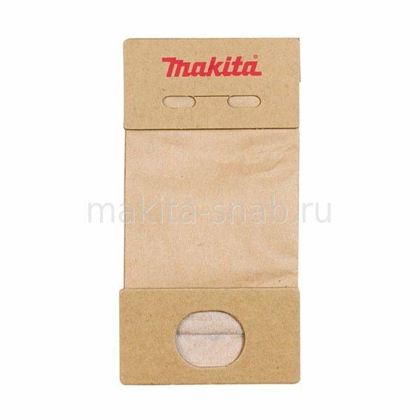 Бумажный пылесборный мешок Makita 193712-3