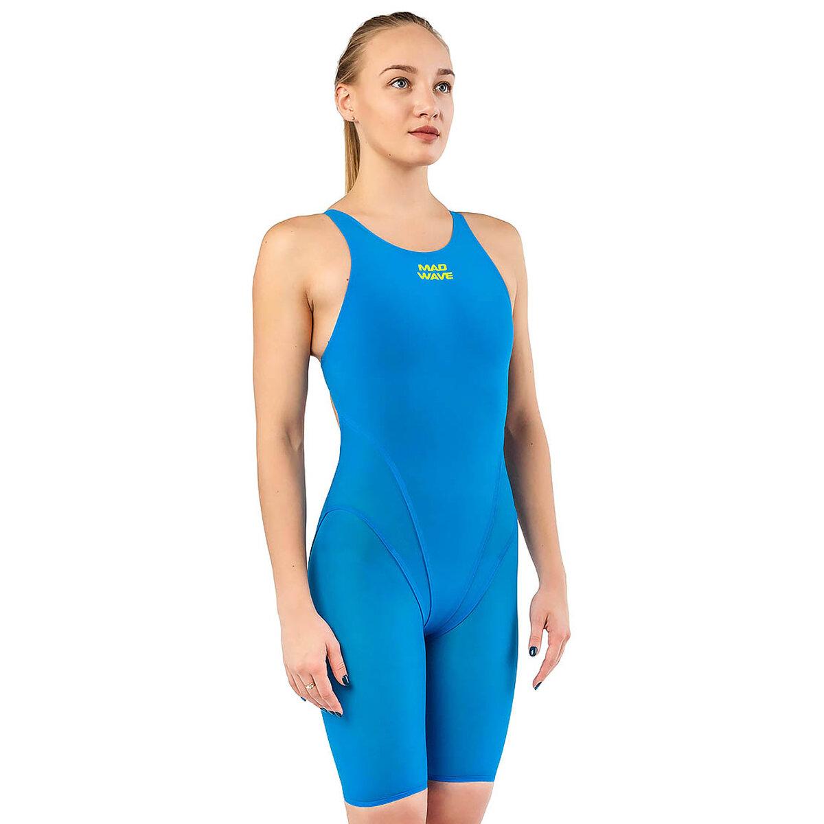 Женский гидрокостюм с открытой спиной Mad Wave Bodyshell