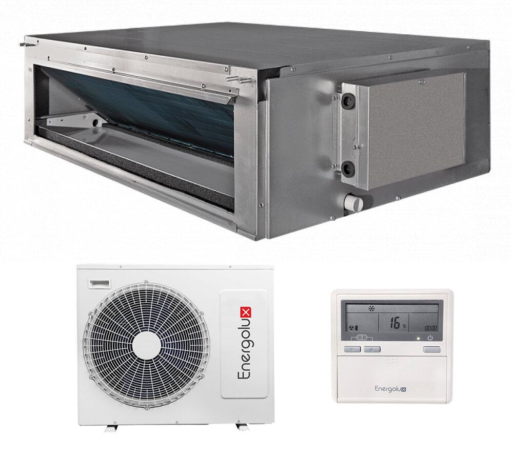 Канальные кондиционеры Energolux SAD100D3-A/SAU100U3-A