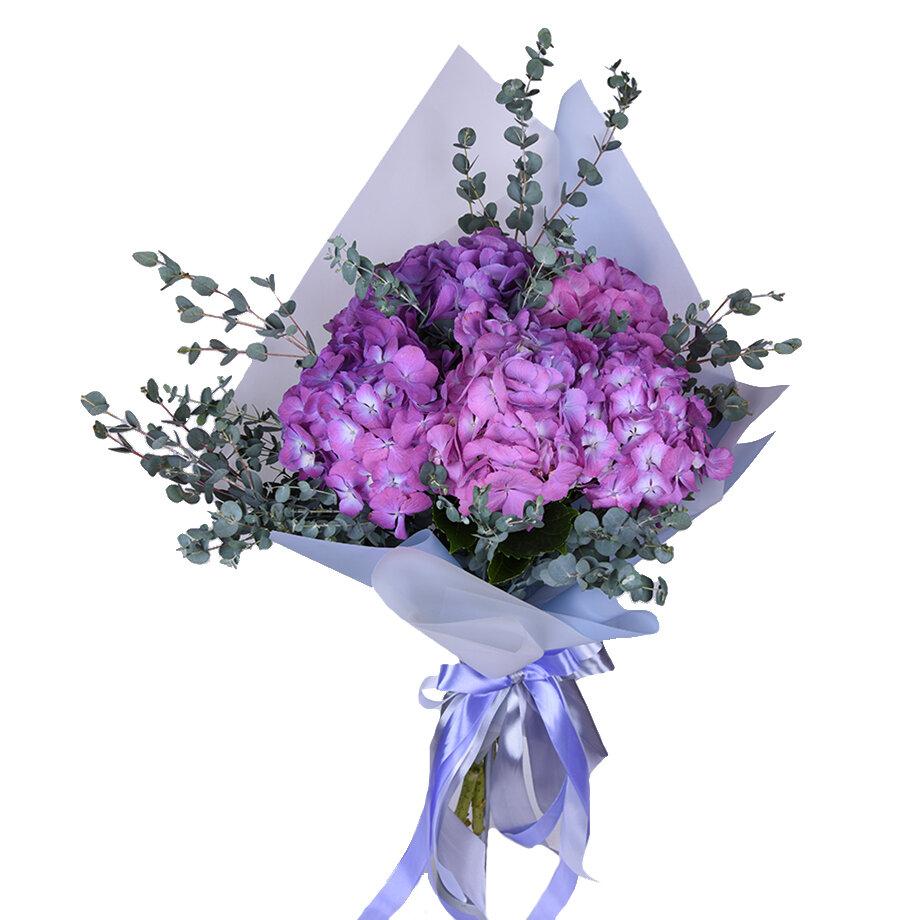 Букет Фиолетовое облако