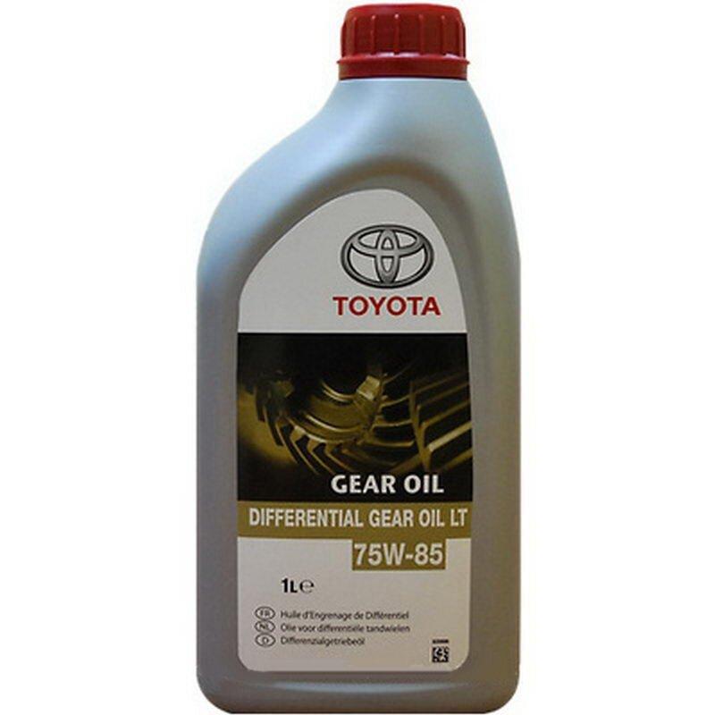 Трансмиссионное масло TOYOTA GL-5 75W-85 1 л