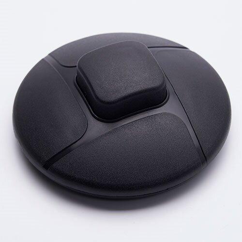 Выключатель ножной STEKKER GLS10-02-20 250В, 2A, черный 39075