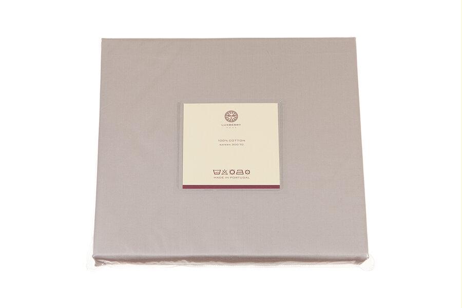 Простыня Luxberry SB 220х240 серый
