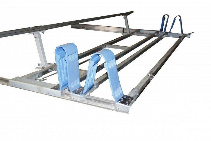 Механизм сдвижной крыши Vollplane 4.5м