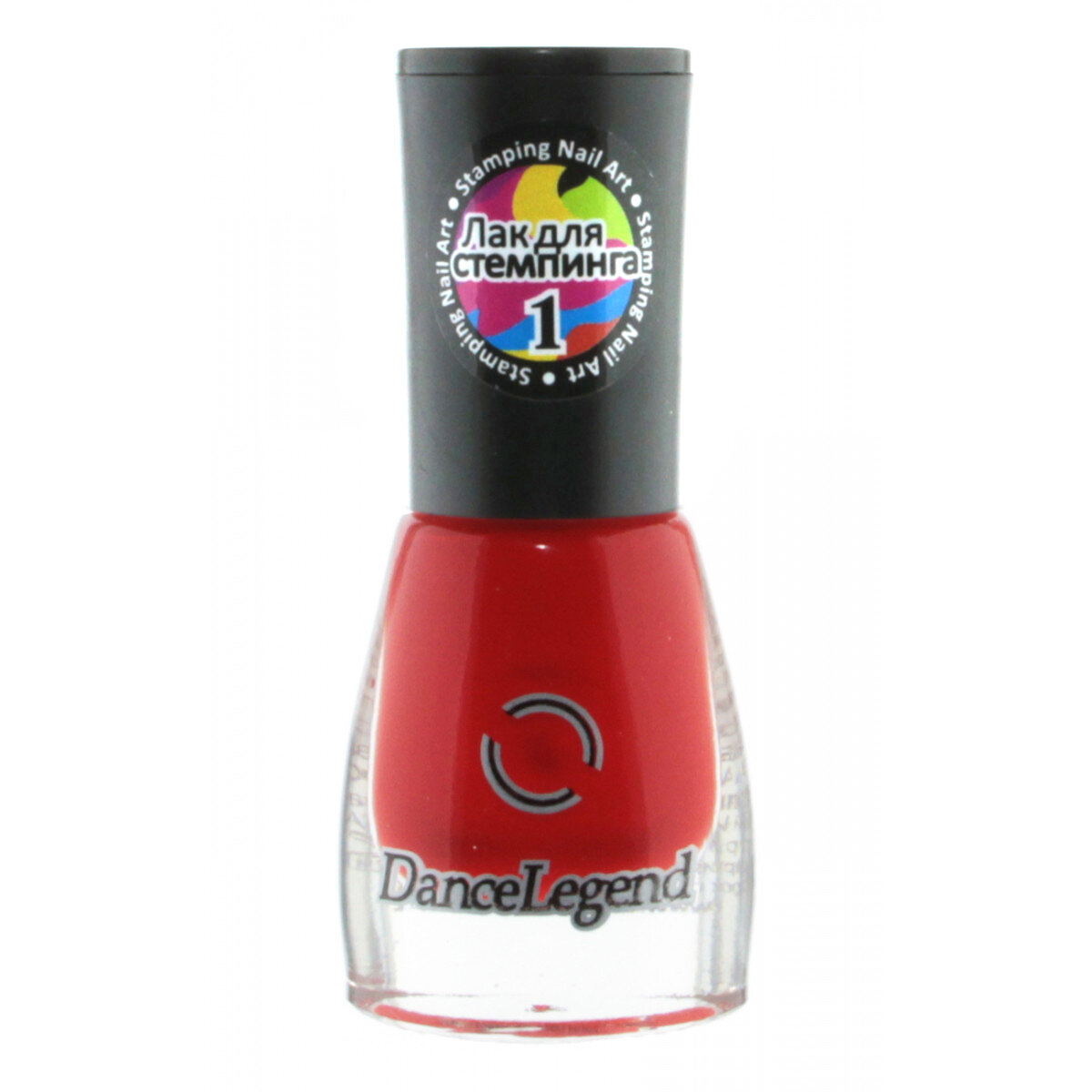 Лак для стемпинга Dance Legend 01 Red