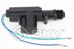 Привод центрального замка SKY DL2 (2-х проводной)