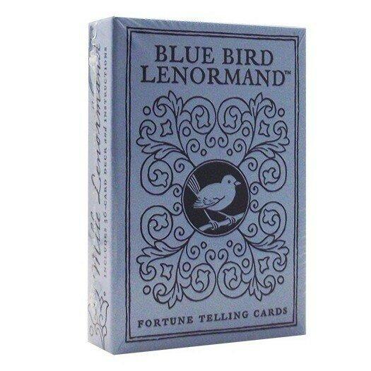 Карты Оракул Oracle cards Blue Bird Lenormand/Оракул Ленорман «Синяя птица»