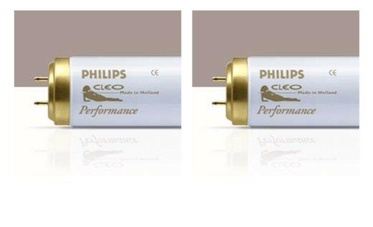 PHILIPS CLEO Perfomance 40W лампа G13 лампа для соляриев