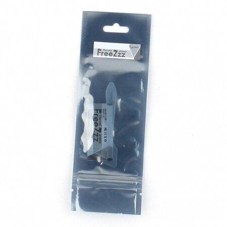Термопаста Gembird FreeZzz GF-01-1.5P, для радиаторов, пакет 1.5 г