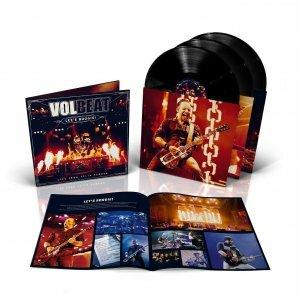"""Volbeat """"виниловая пластинка Let's Boogie! (3 LP)"""""""