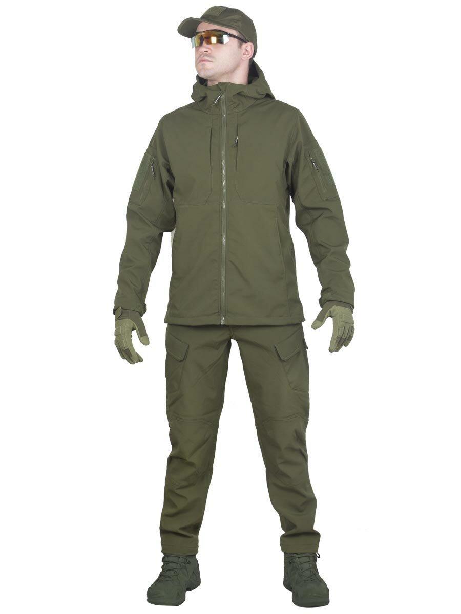 Тактический костюм GONGTEX SMARTFOX SOFTSHELL OL