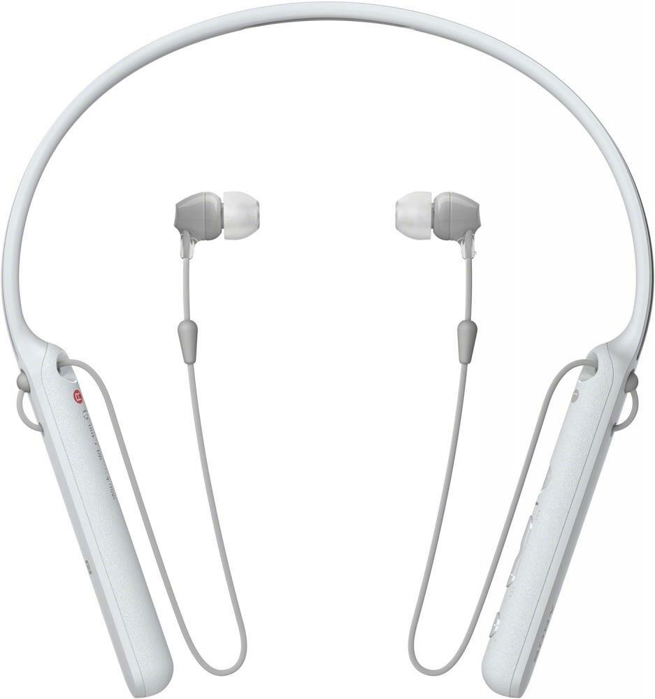 Наушники Sony WI-C400 (белый)