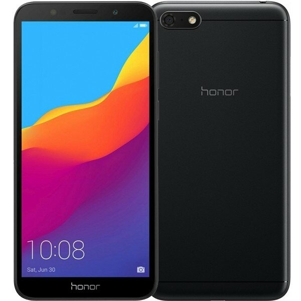 Смартфон Huawei Honor 7A Black