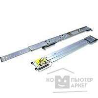 Supermicro Салазки MCP-290-00058-0N 19 to 26.6 quick-release rail set for 2U & 3U 17.2 W chassis