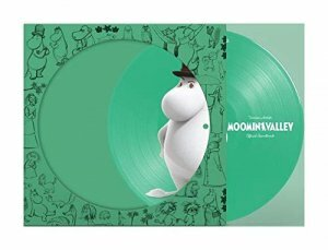 "Various Artists ""виниловая пластинка Moominvalley - Official Soundtrack / Picture Vinyl Moominpappa (1 LP)"""