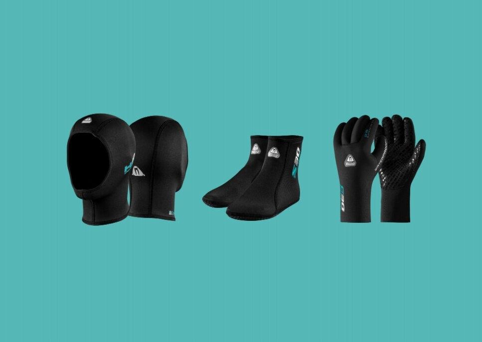 Перчатки Waterproof