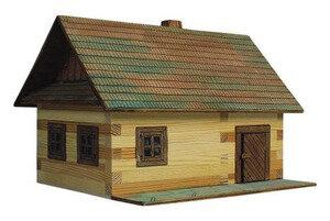 Сборная модель домик Walachia