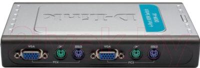 Переключатель портов D-Link DKVM-4K/B2A
