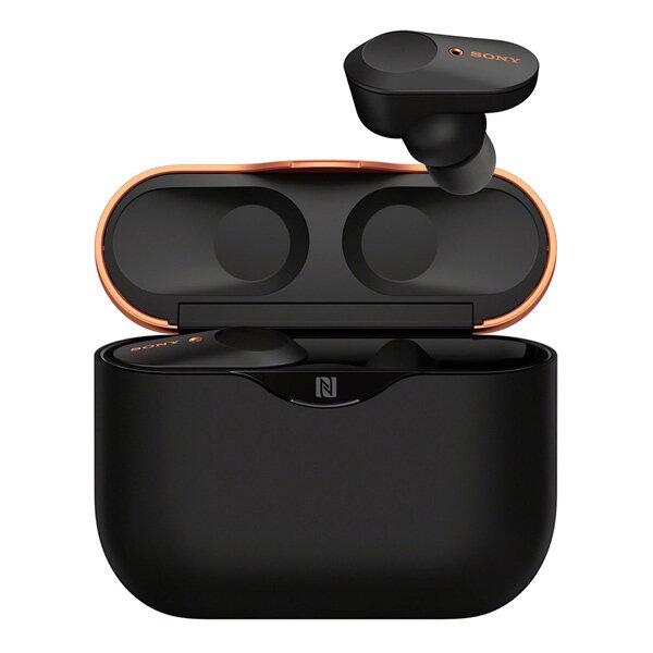 Sony WF-1000XM3 Black - Наушники Bluetooth