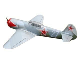 Самолет CY Model YAK-3U - CY8021B фото 1