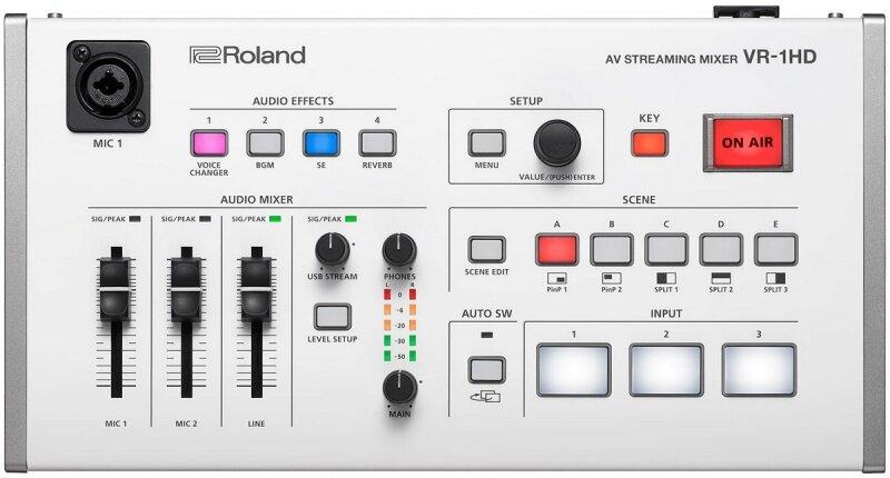 Видеомикшер Roland VR-1HD