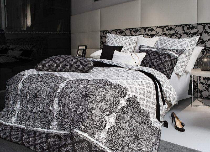 Полутораспальный комплект постельного белья S&J Кружево сновидений, с наволочками 70*70 (22030118153)