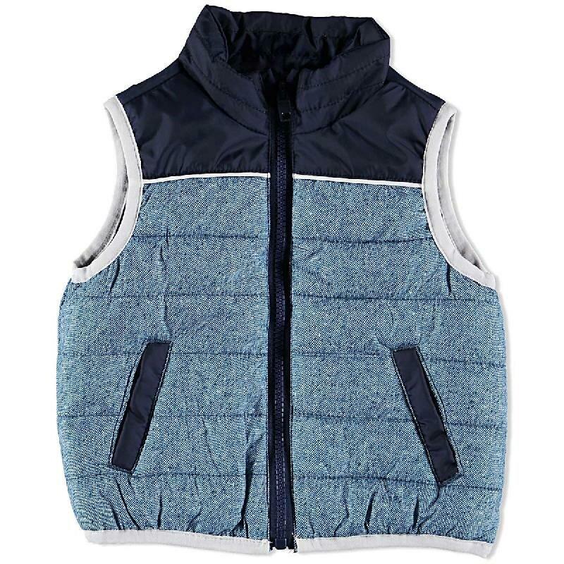 Куртки Bimbus Жилет синий
