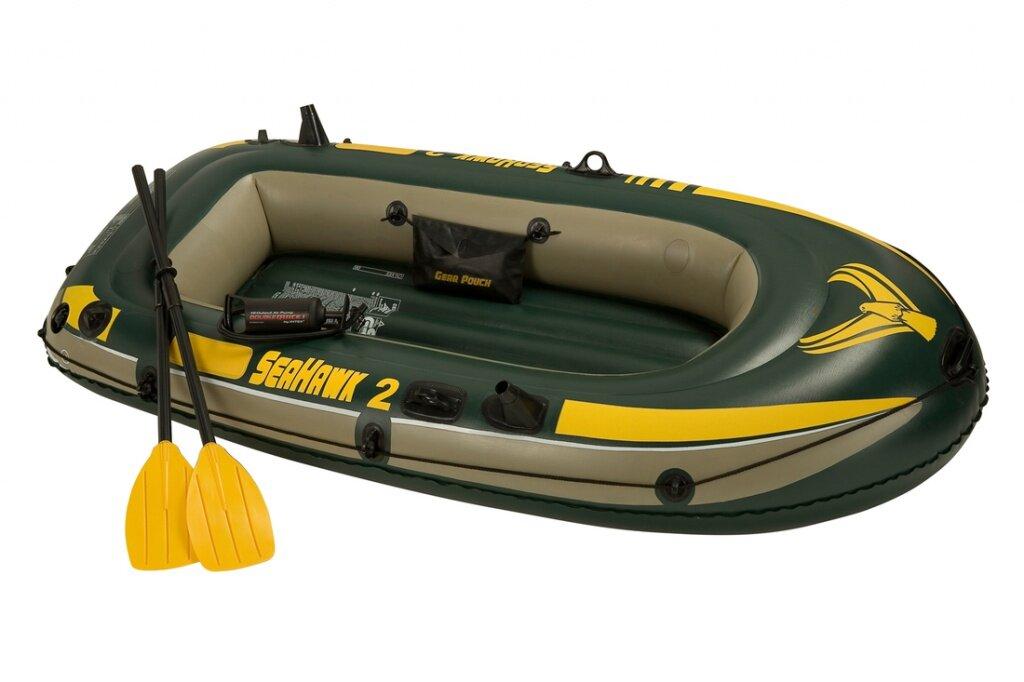 Лодка Intex Seahawk 2 68347